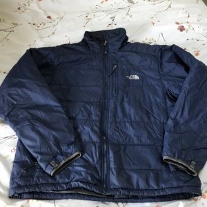 North face men's lightweight puffy jacket